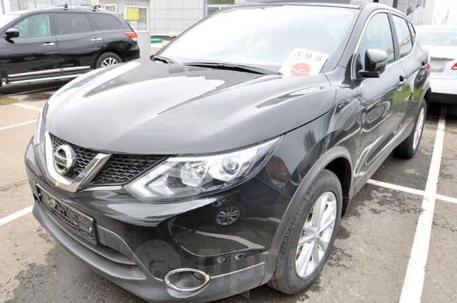 Nissan Qashqai, 2018 год, 1 587 000 руб.