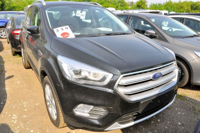 Ford Kuga, 2018 год, 1 673 500 руб.