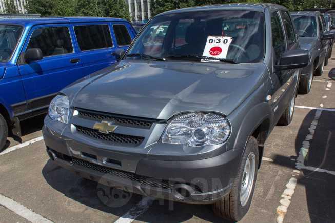 Chevrolet Niva, 2017 год, 593 000 руб.