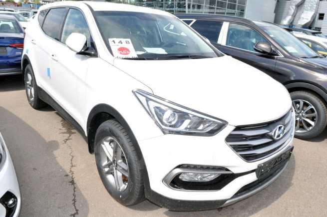 Hyundai Santa Fe, 2018 год, 2 074 000 руб.