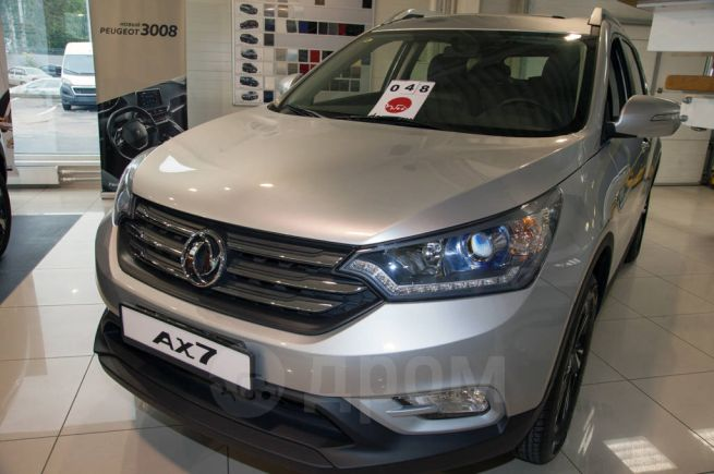 Dongfeng AX7, 2017 год, 1 249 000 руб.