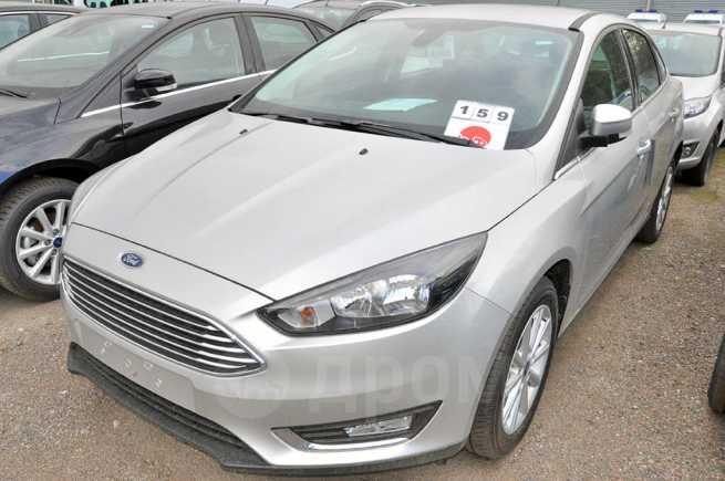 Ford Focus, 2018 год, 1 162 000 руб.