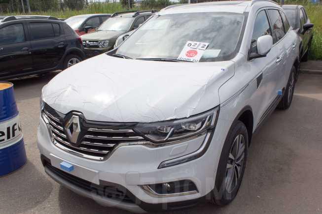 Renault Koleos, 2018 год, 2 270 460 руб.