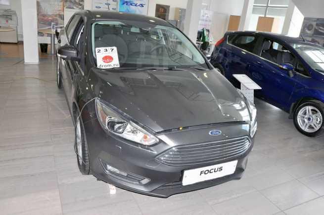 Ford Focus, 2018 год, 1 282 000 руб.