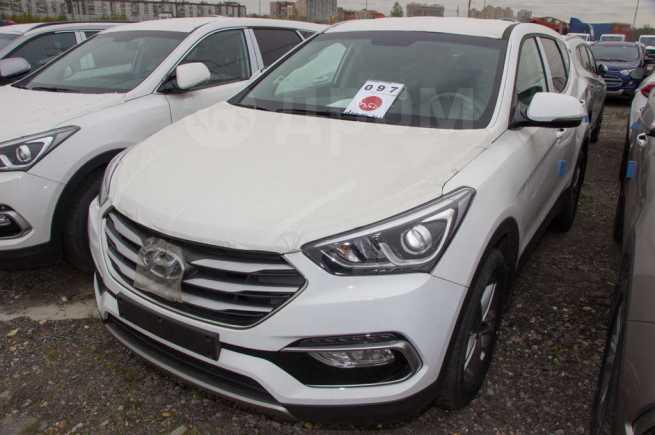 Hyundai Santa Fe, 2018 год, 2 224 000 руб.