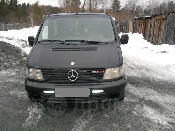 Mercedes-Benz Vito, 2000 год, 470 000 руб.
