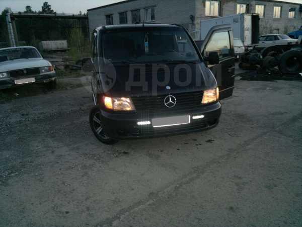 Mercedes-Benz Vito, 2000 год, 430 000 руб.