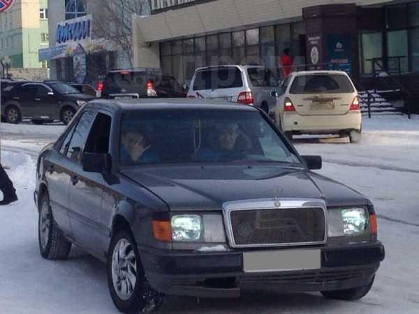 Mercedes-Benz E-Class, 1988 год, 195 000 руб.
