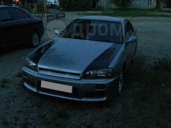 Nissan Skyline, 2000 год, 190 000 руб.