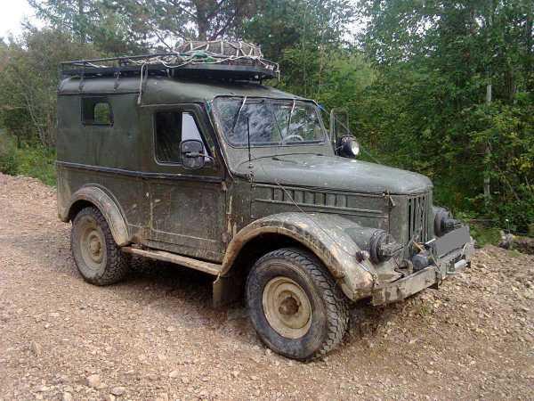 ГАЗ 69, 1970 год, 95 000 руб.