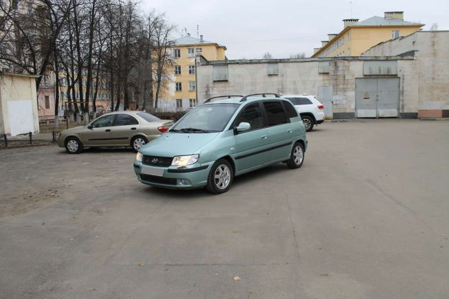 Hyundai Matrix, 2006 год, 220 000 руб.