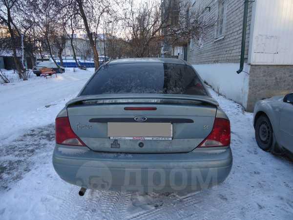 Ford Focus, 2003 год, 127 000 руб.
