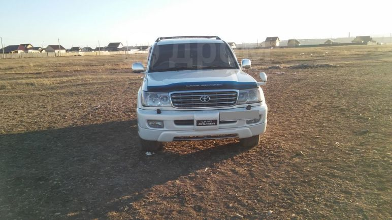 Toyota Land Cruiser, 2000 год, 1 150 000 руб.