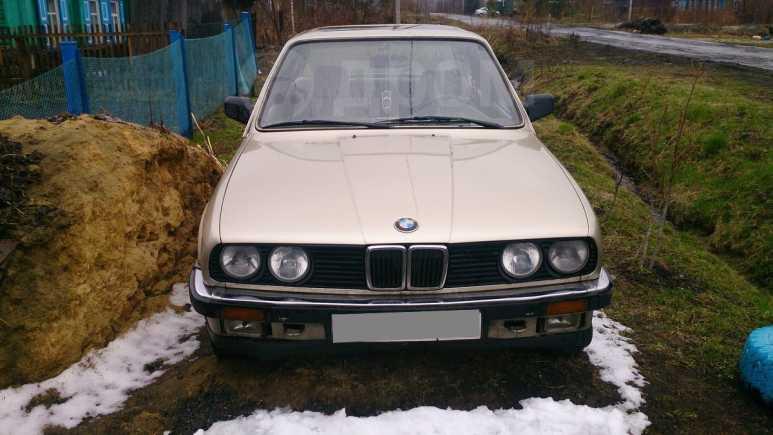 BMW 3-Series, 1986 год, 70 000 руб.