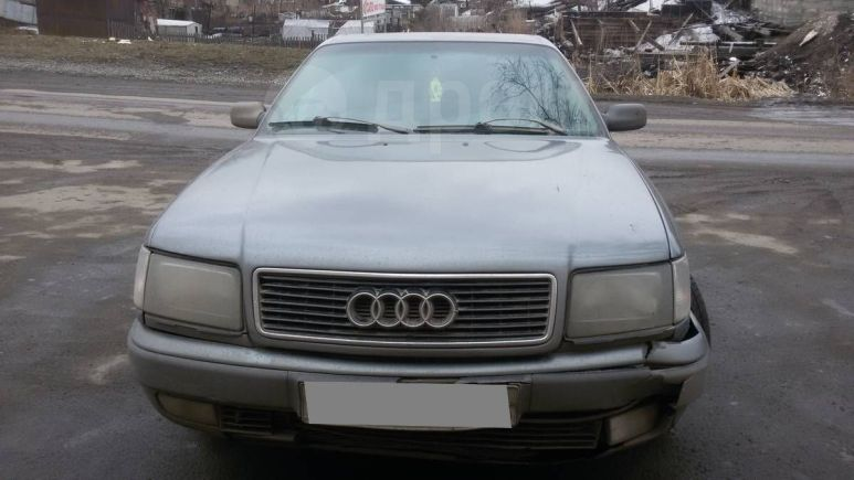 Audi 100, 1992 год, 68 000 руб.