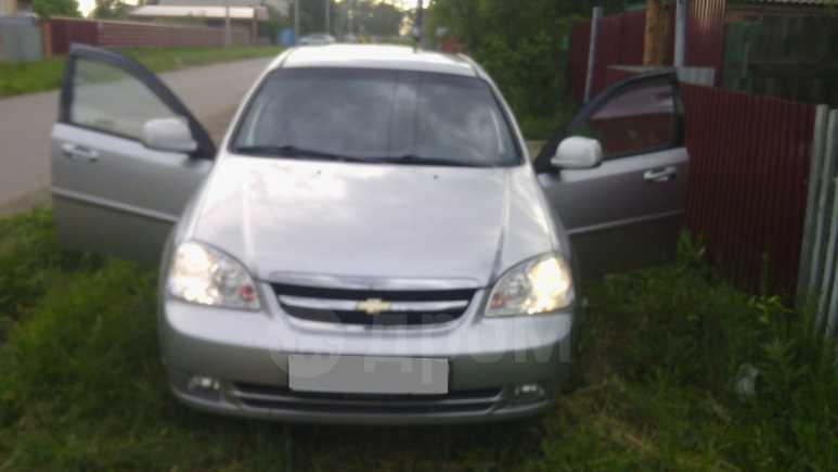 Chevrolet Lacetti, 2011 год, 343 000 руб.
