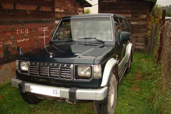 Hyundai Galloper, 1996 год, 320 000 руб.