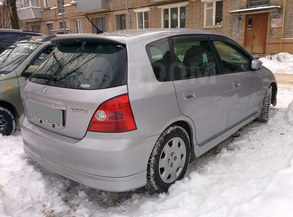 Honda Civic, 2001 год, 270 000 руб.