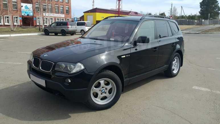 BMW X3, 2008 год, 820 000 руб.