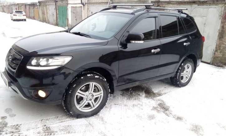 Hyundai Santa Fe, 2011 год, 875 000 руб.
