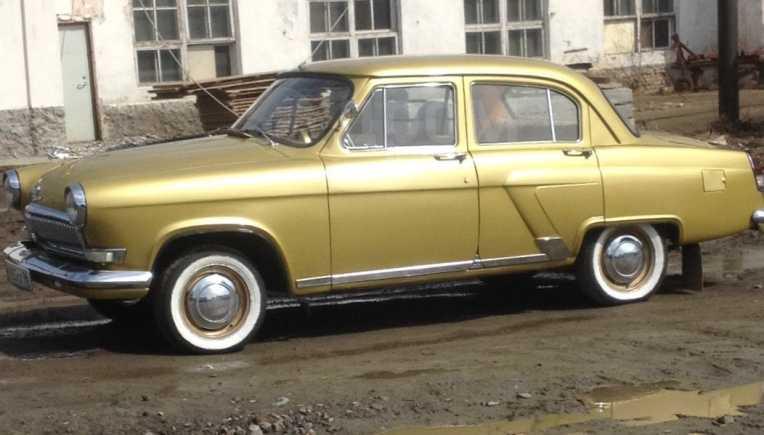 ГАЗ 21 Волга, 1968 год, 500 000 руб.