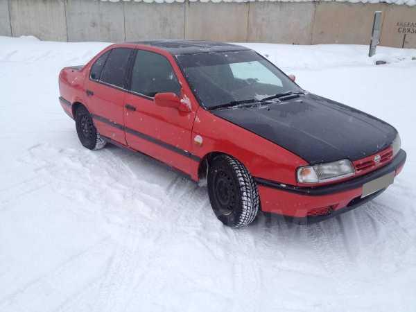 Nissan Primera, 1991 год, 135 000 руб.