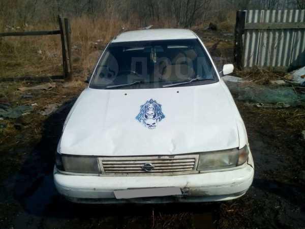 Nissan Sunny, 1993 год, 20 000 руб.