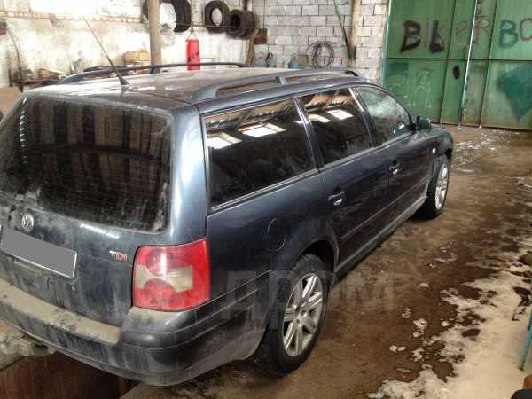 Volkswagen Passat, 2001 год, 120 000 руб.