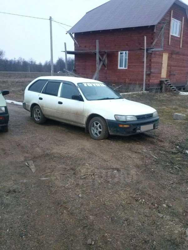 Toyota Corolla, 2002 год, 150 000 руб.