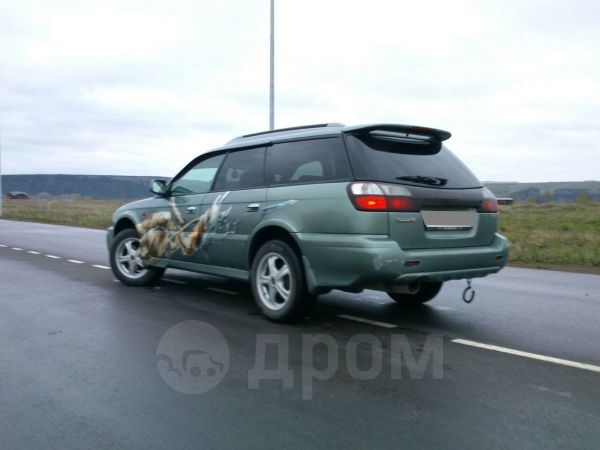 Subaru Legacy Lancaster, 2001 год, 335 000 руб.