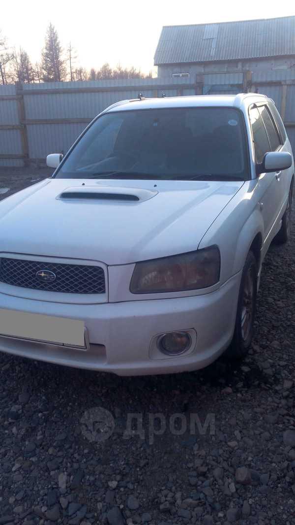 Subaru Forester, 2003 год, 350 000 руб.