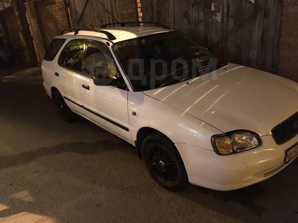 Suzuki Cultus, 1998 год, 89 000 руб.