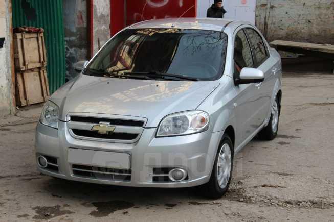 Chevrolet Aveo, 2009 год, 295 000 руб.