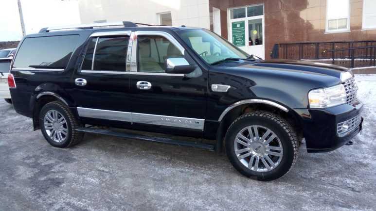 Lincoln Navigator, 2008 год, 1 700 000 руб.