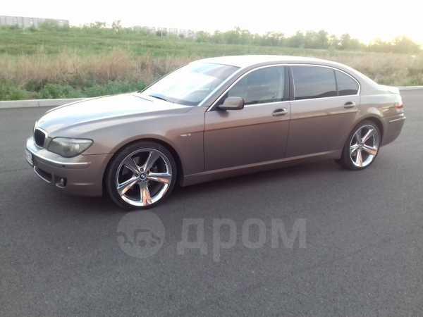 BMW 7-Series, 2005 год, 654 000 руб.