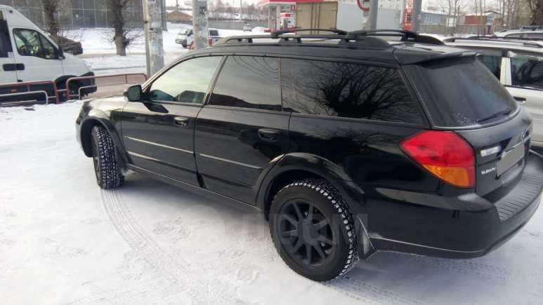 Subaru Outback, 2004 год, 515 000 руб.