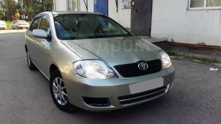 Toyota Corolla, 2002 год, 217 000 руб.