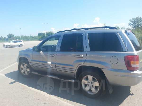 Jeep Grand Cherokee, 2001 год, 440 000 руб.
