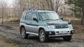 Mitsubishi Pajero IO, 1999 г., Томск