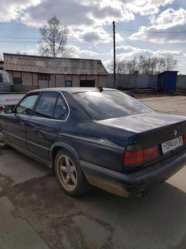 BMW 5-Series, 1994 год, 155 000 руб.