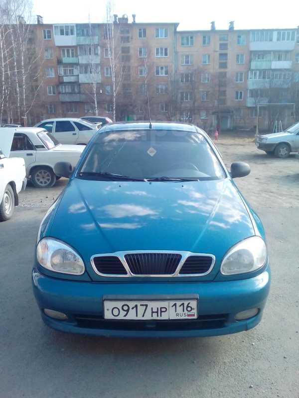 ЗАЗ Шанс, 2010 год, 115 000 руб.