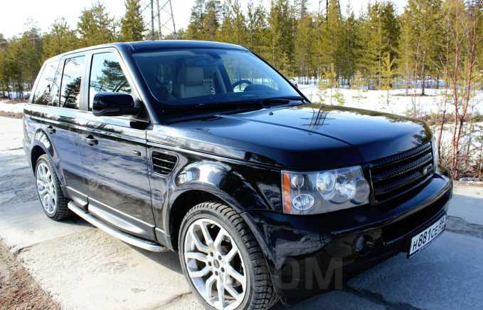 Land Rover Range Rover Sport, 2008 год, 900 000 руб.