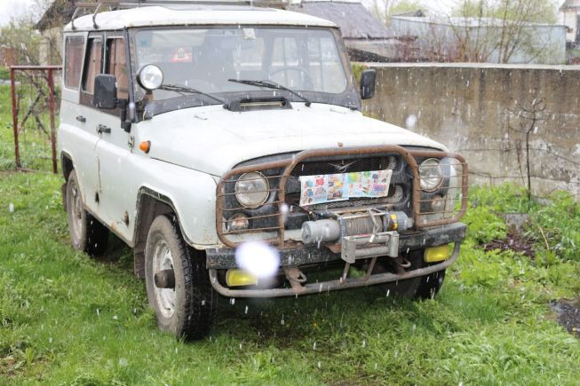 УАЗ Хантер, 2005 год, 200 000 руб.