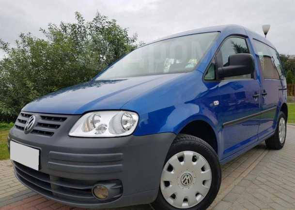 Volkswagen Caddy, 2005 год, 240 000 руб.