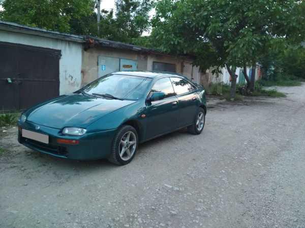 Mazda 323F, 1995 год, 145 000 руб.