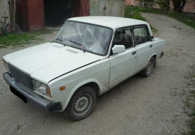 Лада 2107, 2005 год, 20 000 руб.