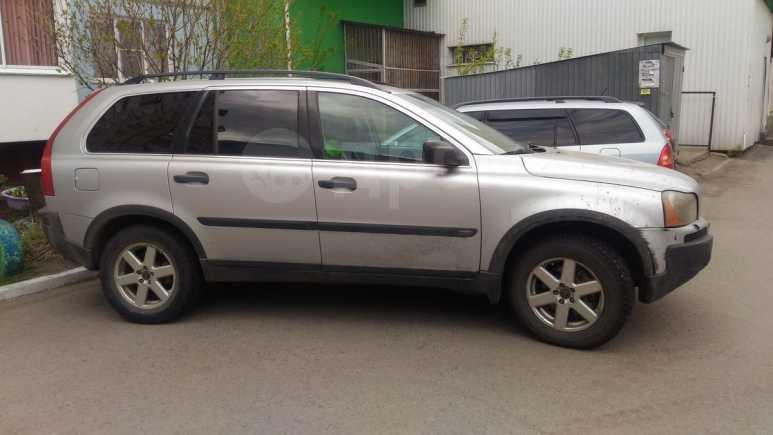 Volvo XC90, 2003 год, 370 000 руб.