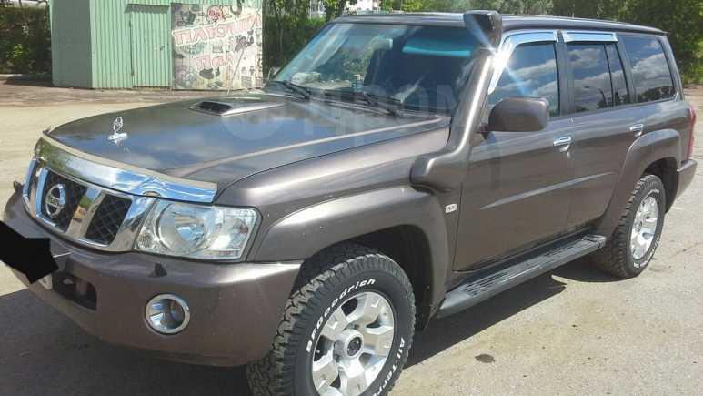 Nissan Patrol, 2005 год, 800 000 руб.