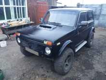 Иркутск 4x4 2121 Нива 1995