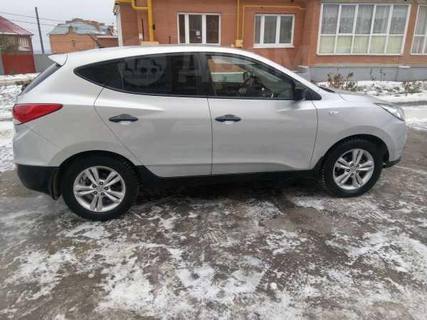 Hyundai ix35, 2010 год, 749 000 руб.